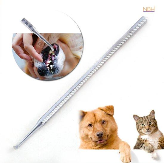bol   zelf tandsteen en plak verwijderen bij hond en kat
