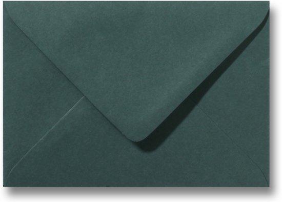 Envelop 13 x 18 Donkergroen, 25 stuks