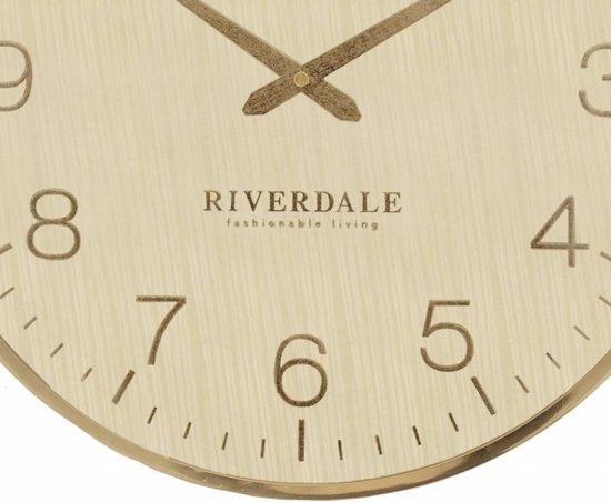 Riverdale Ritz Wandklok