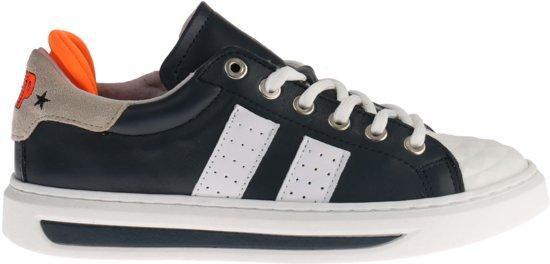 11c3847ada4 bol.com | HIP H1887 Sneakers Donkerblauw