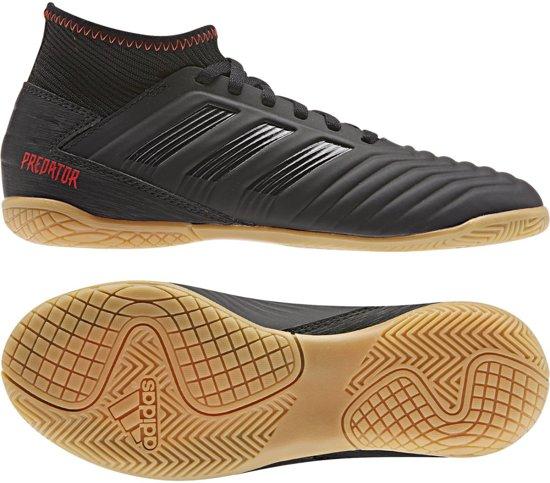 | Adidas Zaalschoenen Predator 19.3 in JR Zwart