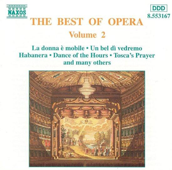 The Best of Opera Vol 2