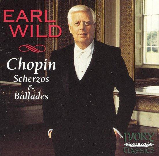 Chopin Scherzos &  Ballades