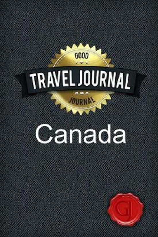 Travel Journal Canada