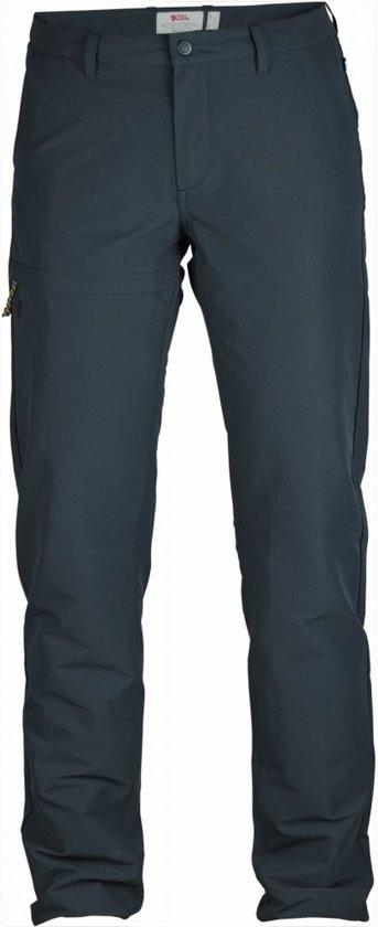 Travellers Fjallraven Maat Blauw Women Trousers 42 Broek Dames PdqwdrZ