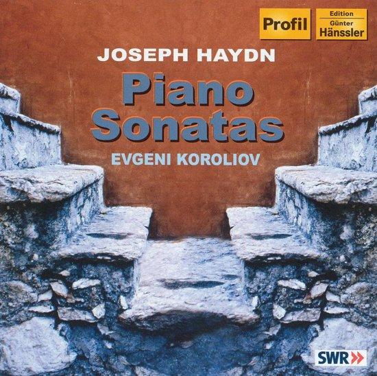Haydn: Piano Sonatas 1-Cd