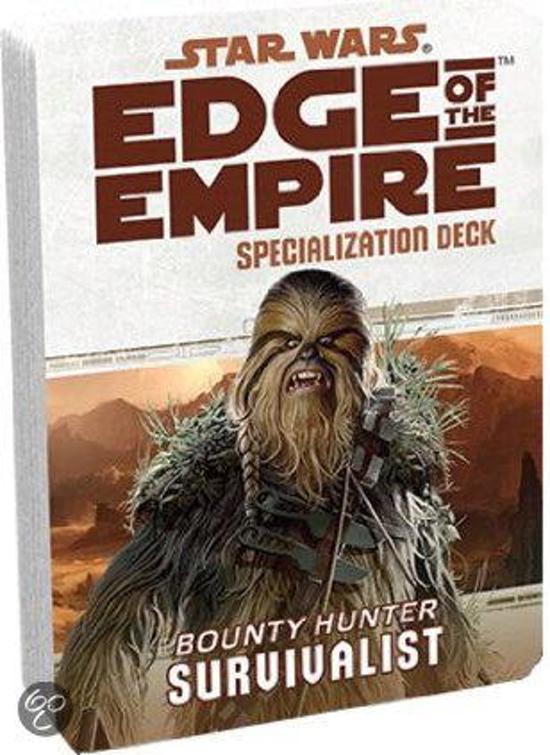 Afbeelding van het spel Star Wars Edge of The Empire Survival Spec.Deck - Kaartspel