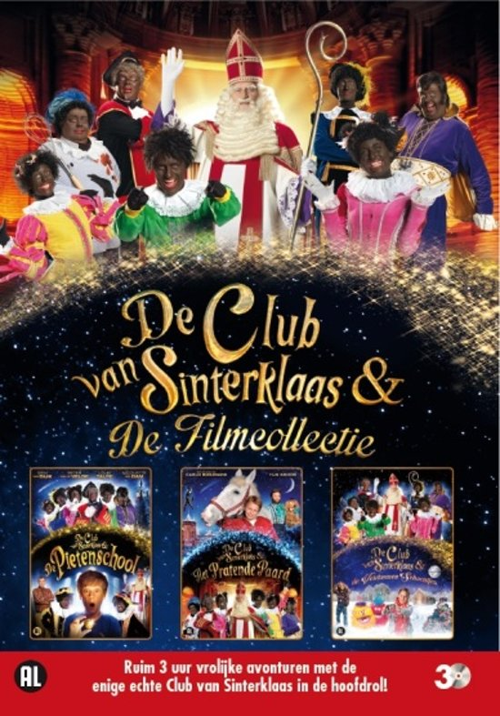 De Club van Sinterklaas - De Filmcollectie