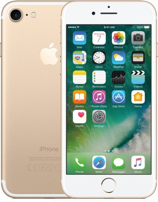 Apple iPhone 7 - 32GB - Goud