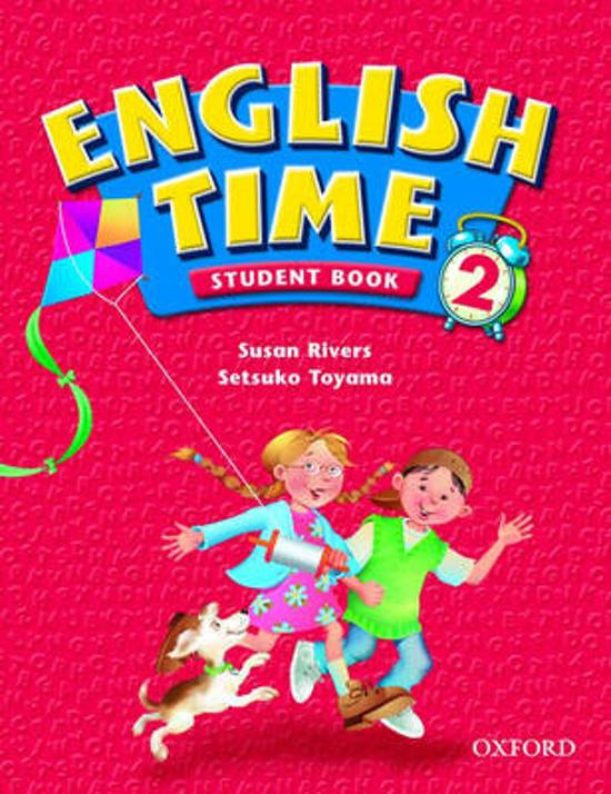 English Time 2 student book