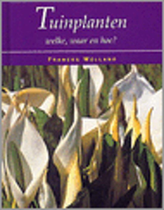 Tuinplanten - Frances Welland pdf epub