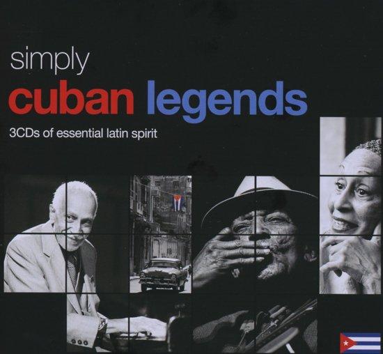 Simply Cuban Legends