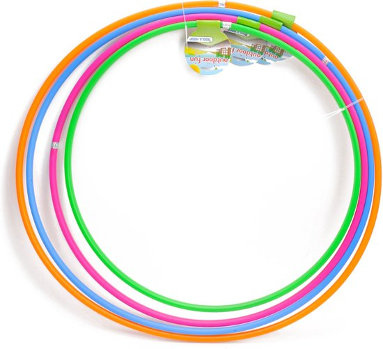 Hoop, set of 4