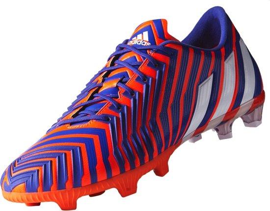Adidas Voetbalschoenen Predator Instinct Fg Heren Paars/rood Mt 44