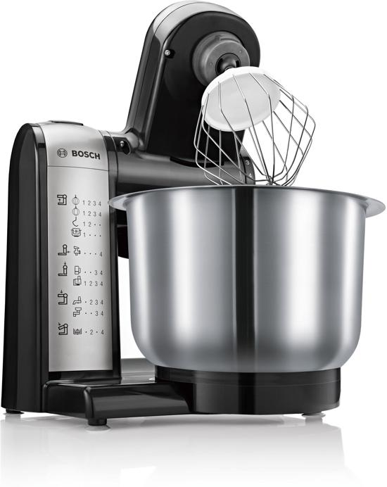 Bosch MUM48A1 - Keukenmachine - Zwart