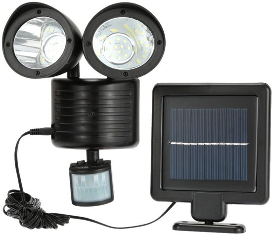 fordig solar verlichting led met bewegingssensor buitenverlichting veiligheid