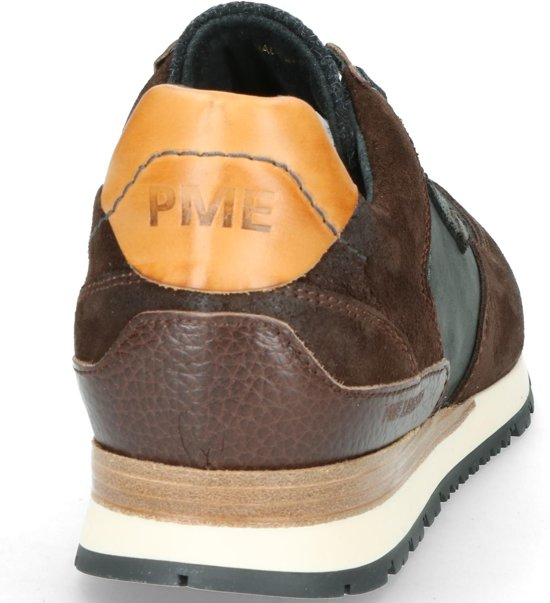 Bruin Spartan 44 Sneakers Heren Pme Maat v18B7q