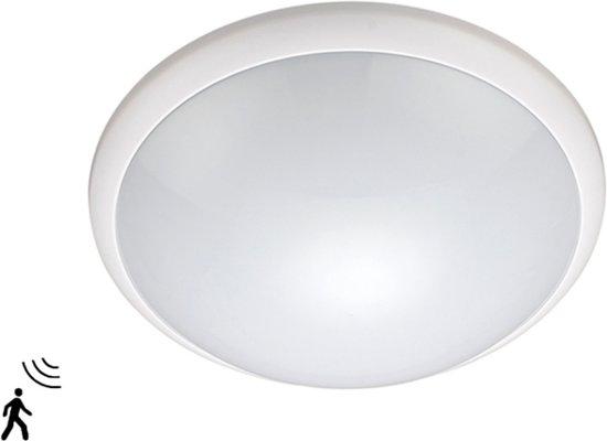 Licht En Bewegingssensor : Bol.com led plafonnière e27 met bewegingsmelder gratis led lamp