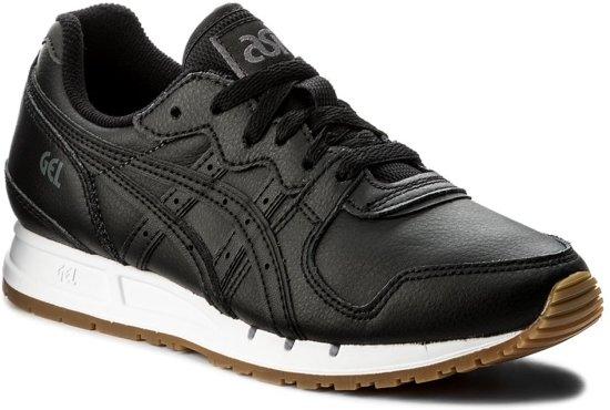 asics sneaker dames zwart