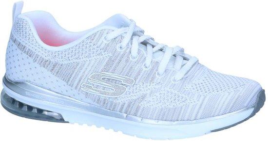 Zilveren Sneakers Skechers
