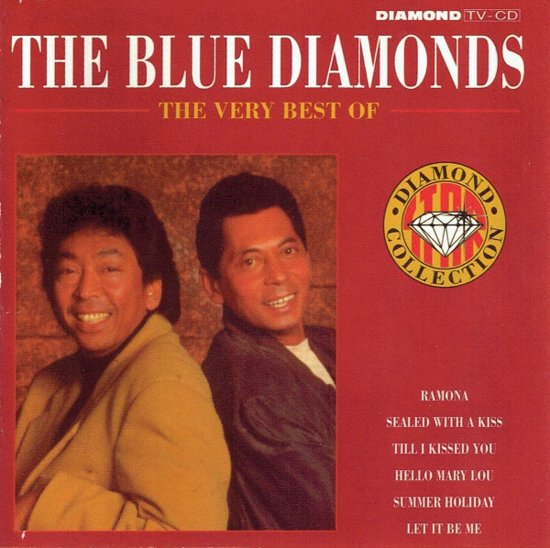 The Blue Diamonds - The Very Best of....