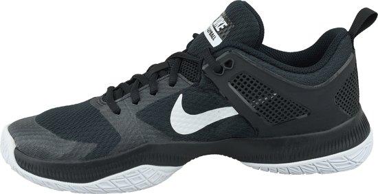 Nike Air Zoom Hyperace 902367 001, Mannen, Zwart, Squashschoenen maat: 40.5 EU