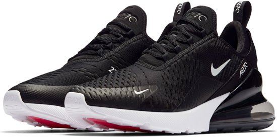 Nike Air Max 270 Heren Zwart Wit