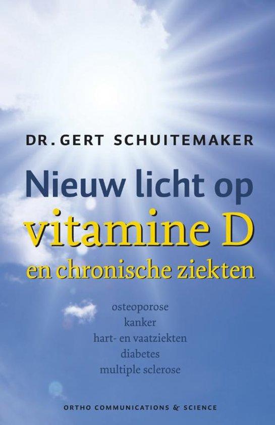 Nieuw licht op vitamine D en chronische ziekten
