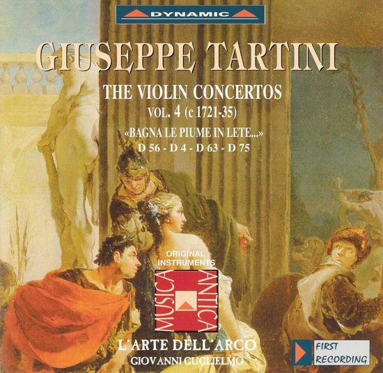 Violin Conc Vol 4