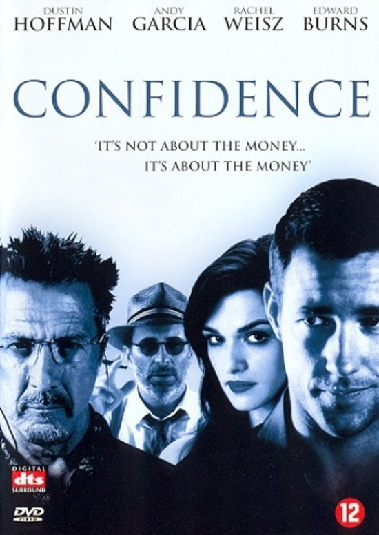 Cover van de film 'Confidence'