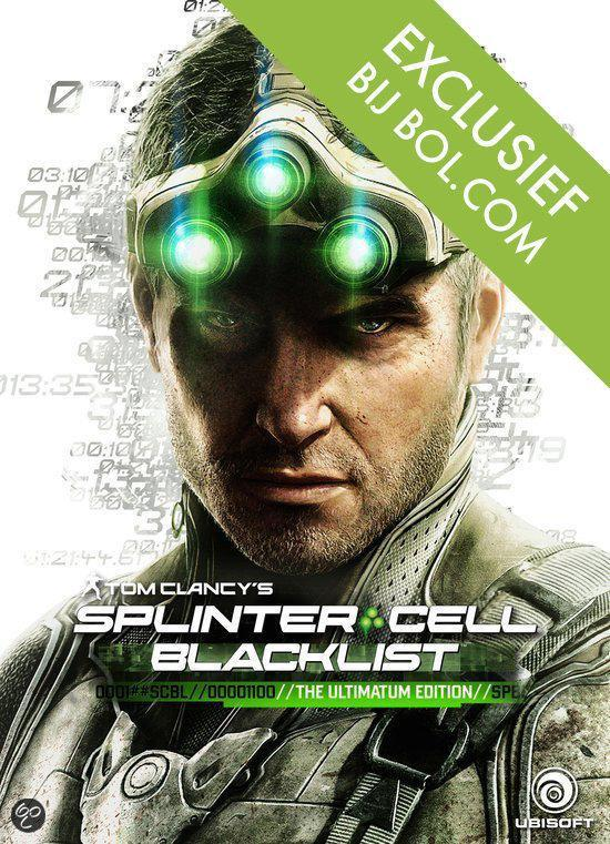 Tom Clancy's Splinter Cell: Blacklist - Ultimatum Edition