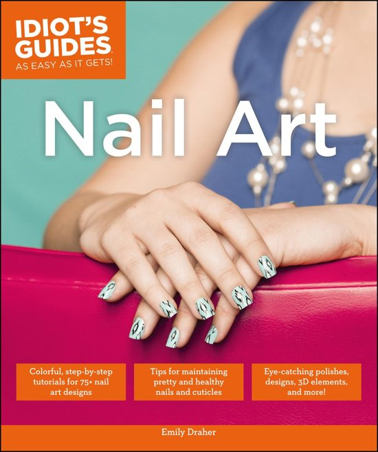 Bol Nail Art Ebook Emily Draher 9781615647002 Boeken