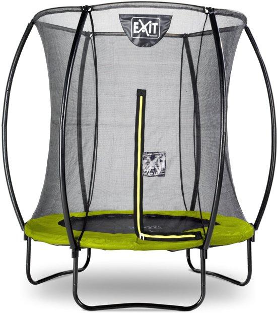 EXIT Silhouette trampoline ø183cm - groen