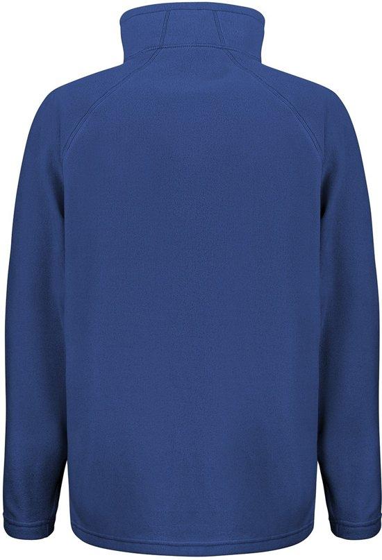 Microfleece Vest Kleur Senvi Xs Laag Thermisch Basic Royal Maat Fleece PxXqwZH