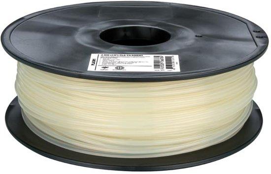 3 mm PLA-DRAAD - NATUREL - 1 kg