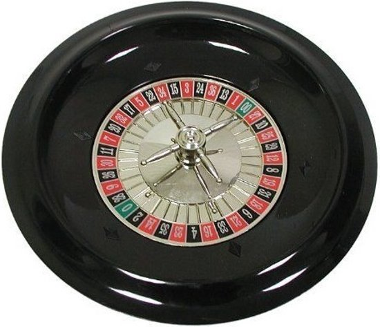 Luxe Roulette (Casino Edition) Inclusief Chips (Complete SET)