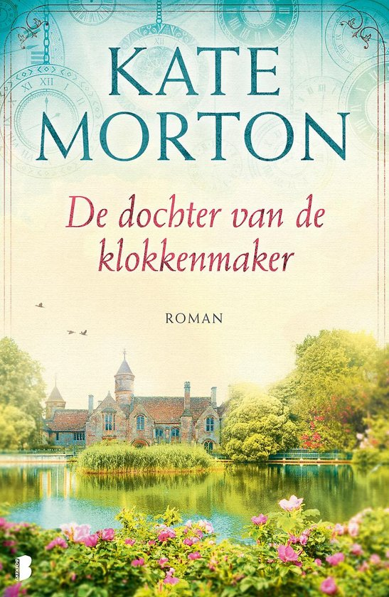 Boek cover De dochter van de klokkenmaker van Kate Morton (Paperback)