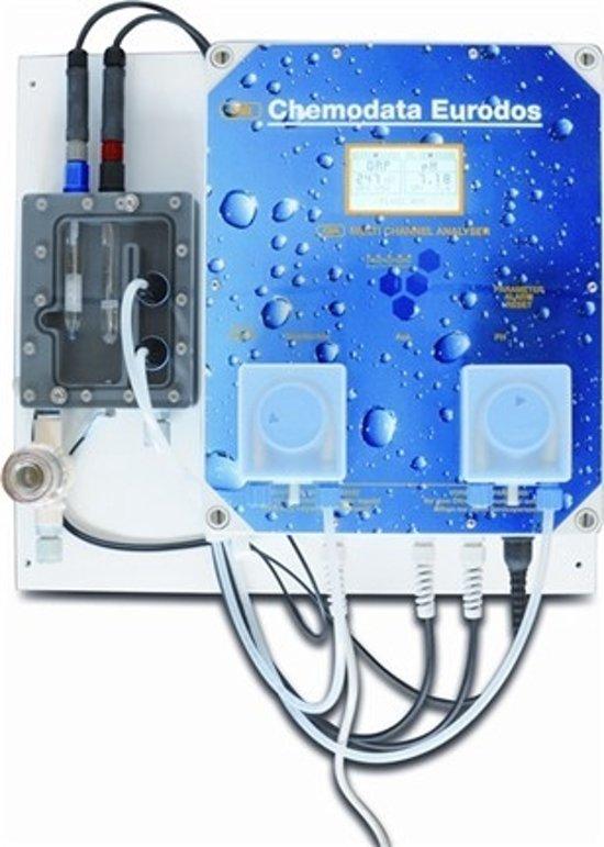 Eurodos 4.5 Meet en doseersysteem pH/Rx
