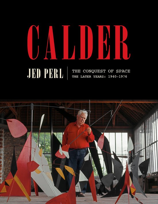 Calder The Conquest Of Space