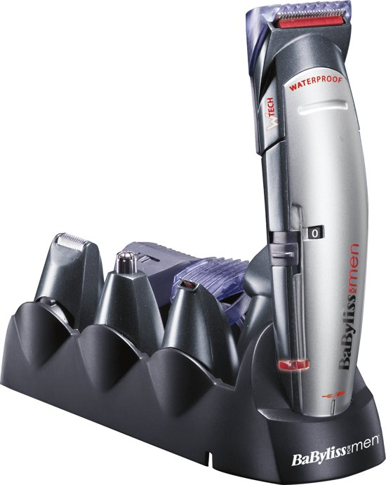 BaByliss For Men Styling kit X-10 E837E - Trimmerset
