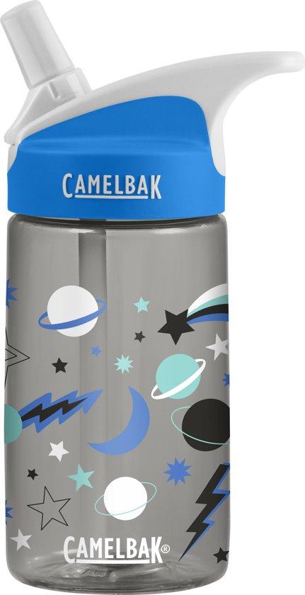 027309e9576 bol.com   CamelBak Eddy Kids Drinkfles - 400 ml - Grijs (Planets)