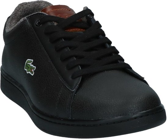 Heren Mannen Carnaby 41 SneakersMaat Zwart Sneaker Lacoste ZuikPX