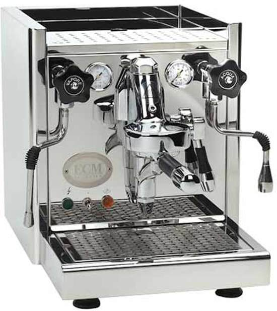 ECM Technika IV Espressomachine