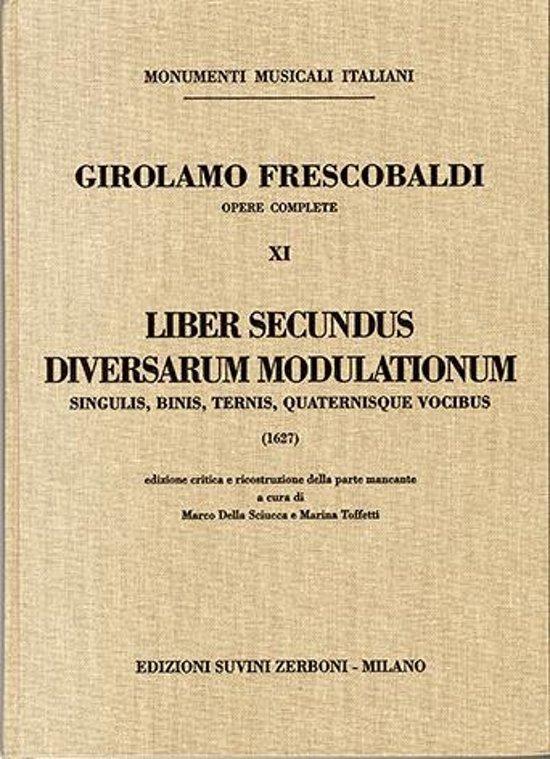 Liber Secundus Diversarum Modulationum