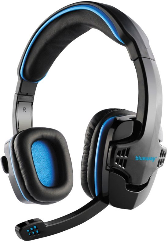 Blueway Stereo Gaming Headset - PS4 & PC