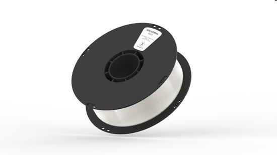 kexcelled-PC-1.75mm-glas zwart/glass black-1kg(1000g)-3d printing