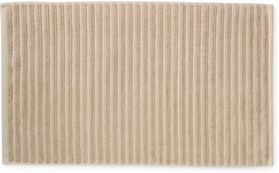 Tiger Stripes Badmat - 55 x 90 cm - Savanna Beige