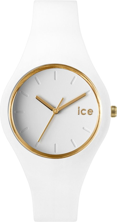 Ice-Watch IW000981 Ice Glam - Black gold - Small horloge