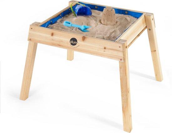 Bolcom Plum Houten Speeltafel Build Splash Plum Speelgoed