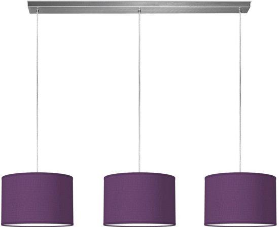 hanglamp beam 3 bling Ø 30 cm - Petunia